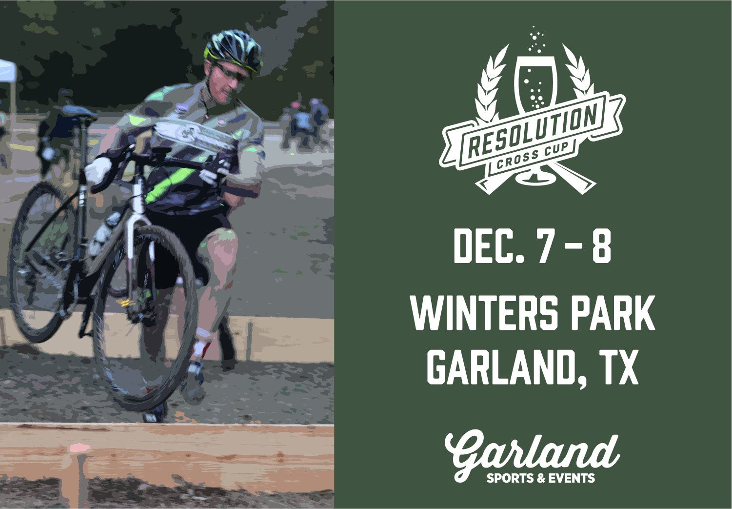 Cyclocross&#39 Resolution Cross Cup comes to Winters Park Dec. 7 and 8