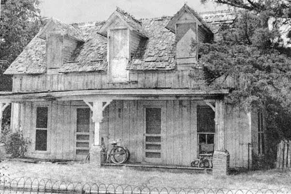 Lyles House old